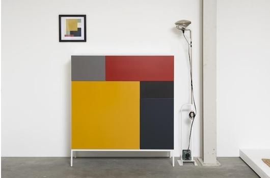 Vision Cabinets ''De Stijl''